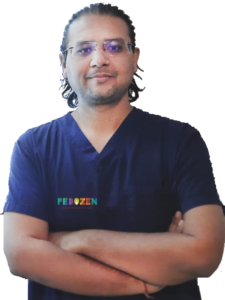 Dr. Sanchit Paul, Founder and Chief Pediatric Dentist